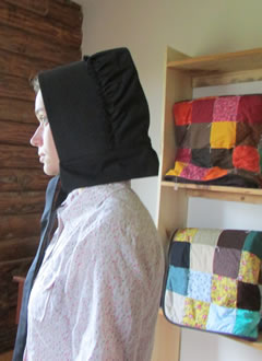 Amish Outer Bonnet