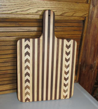 Plain and Fancy Amish Made Cutting Boards