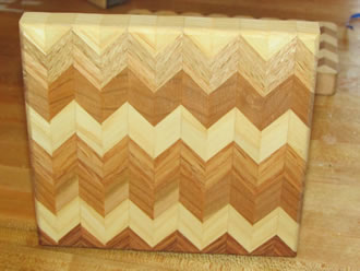 Smaller Amish Made Cutting Board
