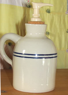 Lotion  Jug