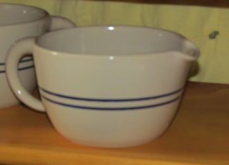 One Quart Batter Bowl