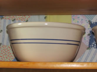 10 inch diameter wide bowl