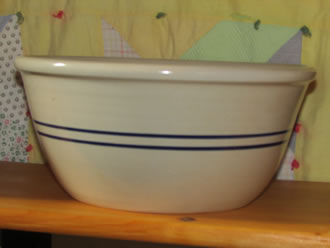 "12"" Diameter Wide Bowl"