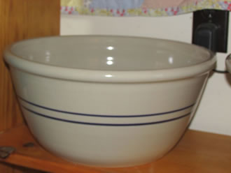"14"" Diameter Wide Bowl"
