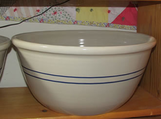 "16"" Diameter Wide Bowl"