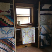 Katie's Mercantile has high quality, traditional quilts for sale